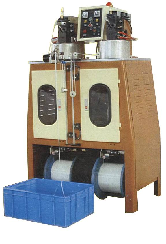 Sell High speed nylon zipper forming machine