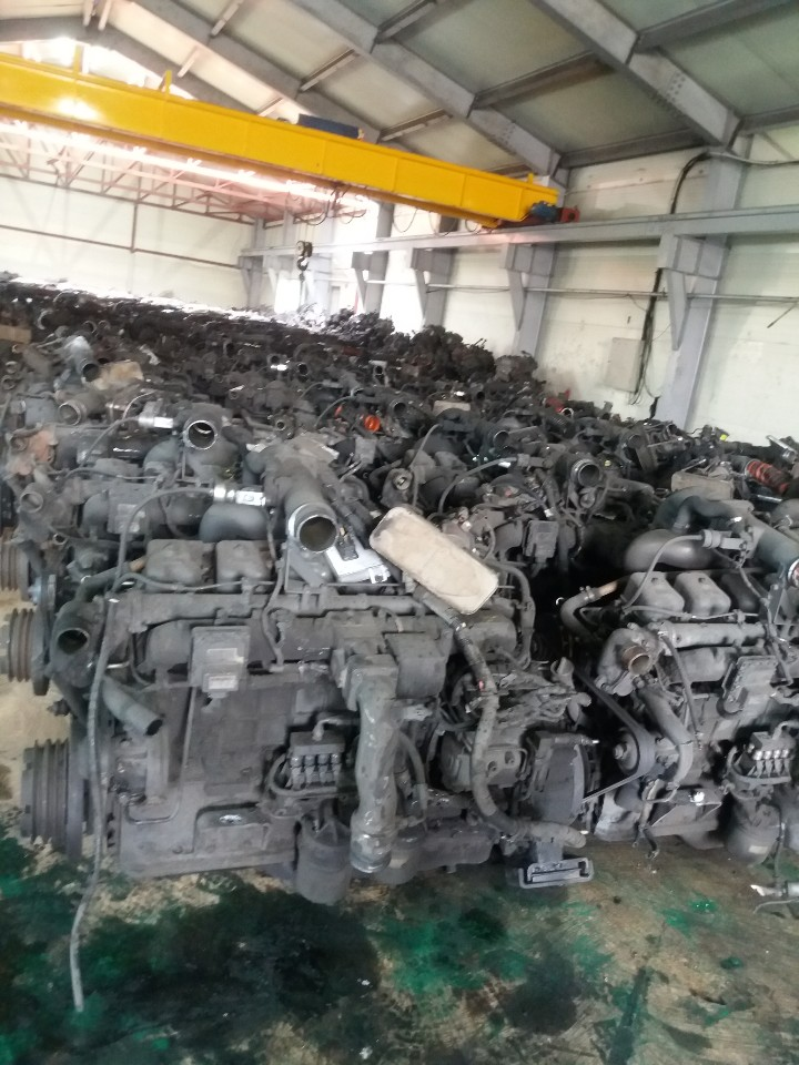 used engine for bus, lorry