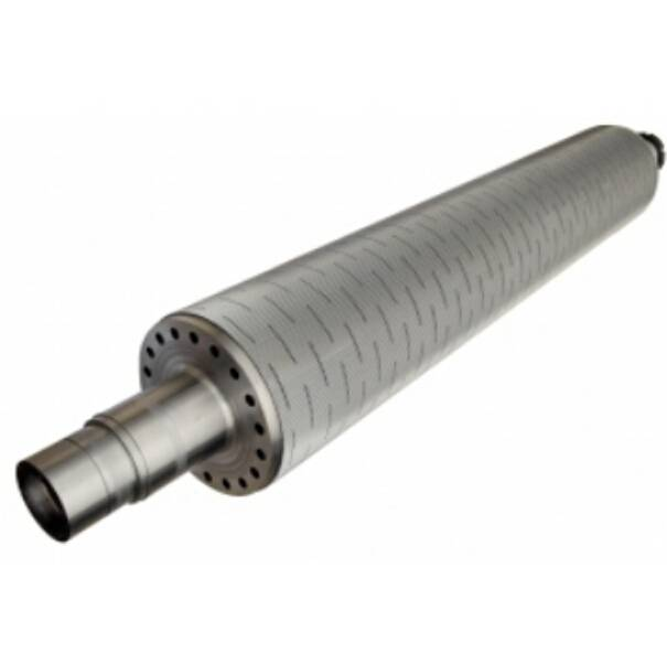 Periphery Heating Way Tungsten Carbide Corrugating Roll