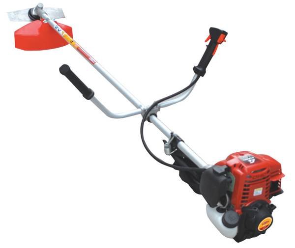 37.7cc 4 stroke bike type gasoline grass trimmer BC435