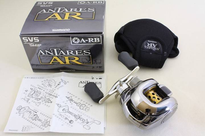 Shimano Scorpion ANTARES (Calais) AR Baitcasting Reel