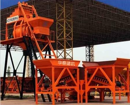 JS Concrete Mixer -Shandong Minglong