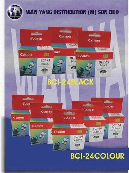 Selling CANON Inkjet Cartridge BCI24