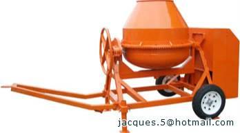 one bag concrete mixer (350L mobile concrete mixer)