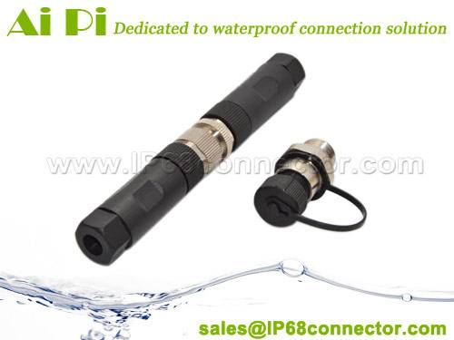 M12 Waterproof Circular Connector