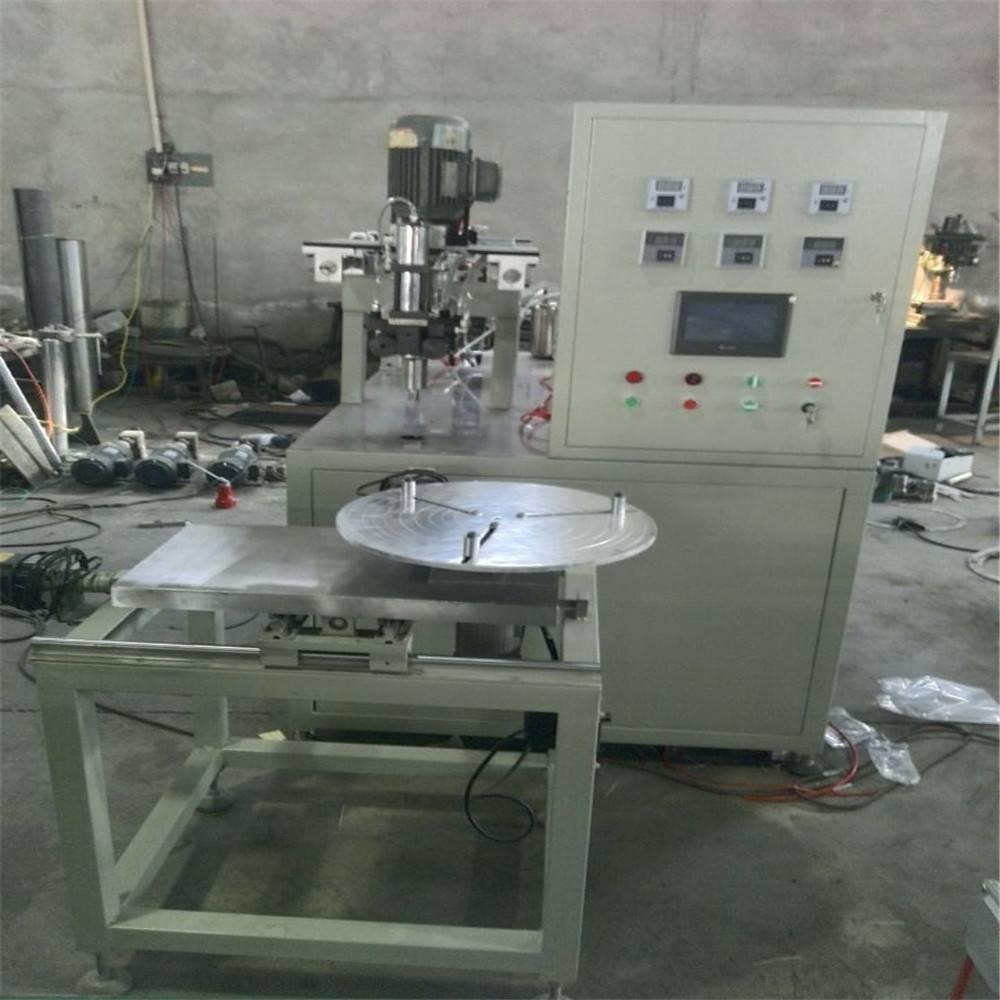 Automatic PU Gluing machine