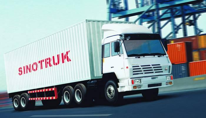 SINOTRUK STEYR 6X4 TRACTOR TRUCK