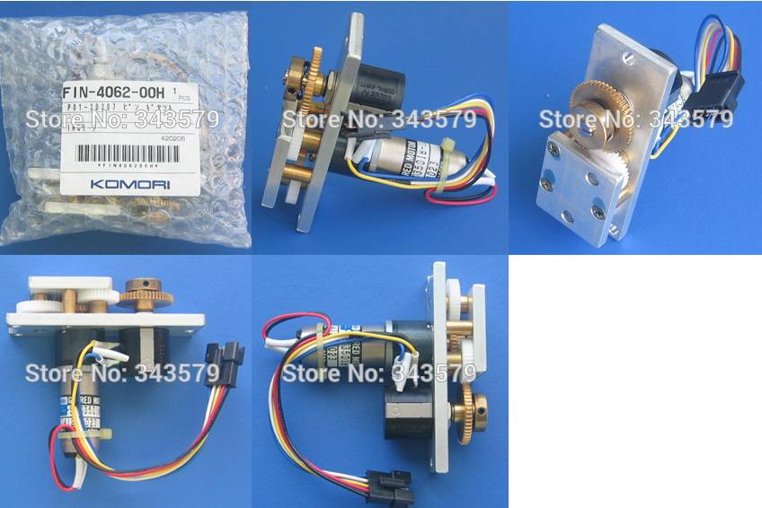 Substitution micro gear motor Komori FIN-4062-00H