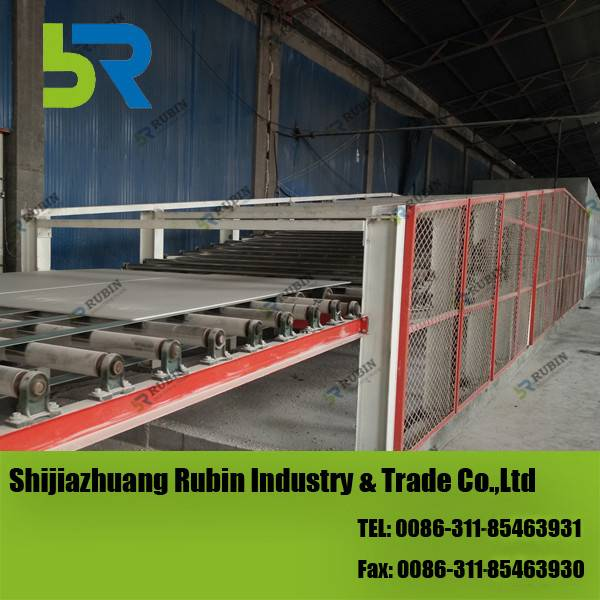 Selling Paper Faced Gypsum Board Production Line