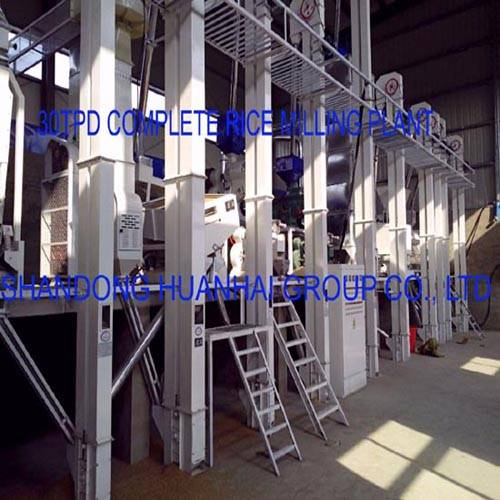 rice mill MCTP30