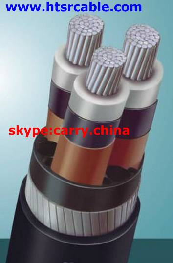 XLPE insualted Aluminum cable
