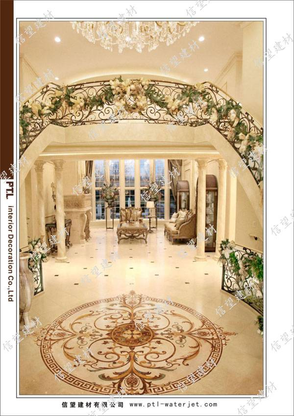 Design and Sell Marble/Ceramic Parquet/Medallion