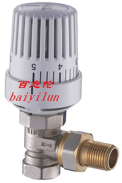 thermostatic radiator valve F type