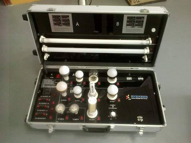Aluminum LED Display Cases/Showcases/Exhibition Cases/Tool Cases/Instrument Cases/Testing Cases