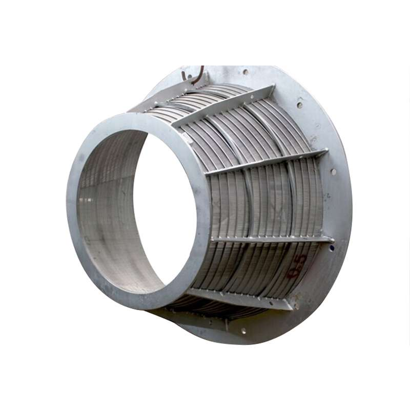 Wedge Wire Filter Basket