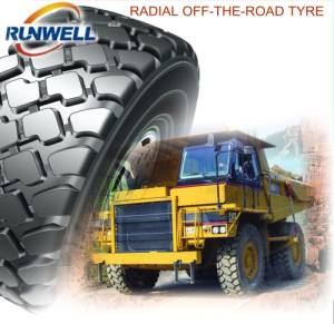 Sell High Quality, Low Price All Steel Radial OTR Tire