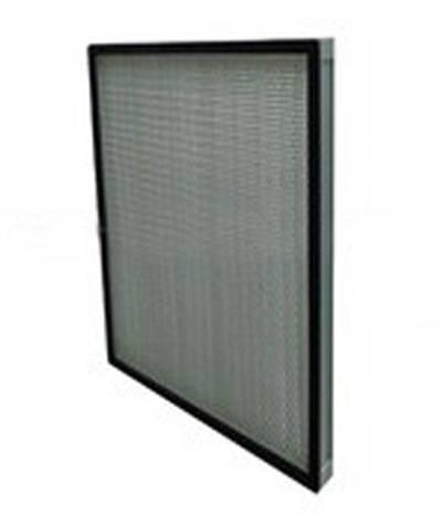 High efficiency ULPA filter U15