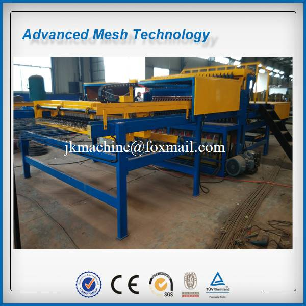 BRC Wire Mesh Welding Machines for Concrete Slab Mesh