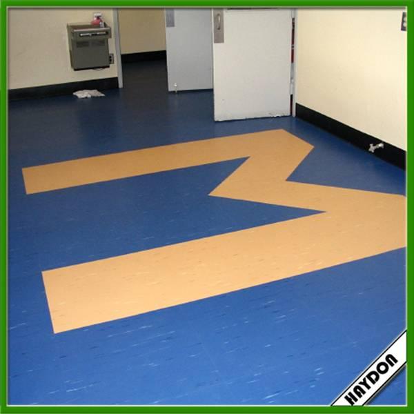 Commercial Vinyl Floor