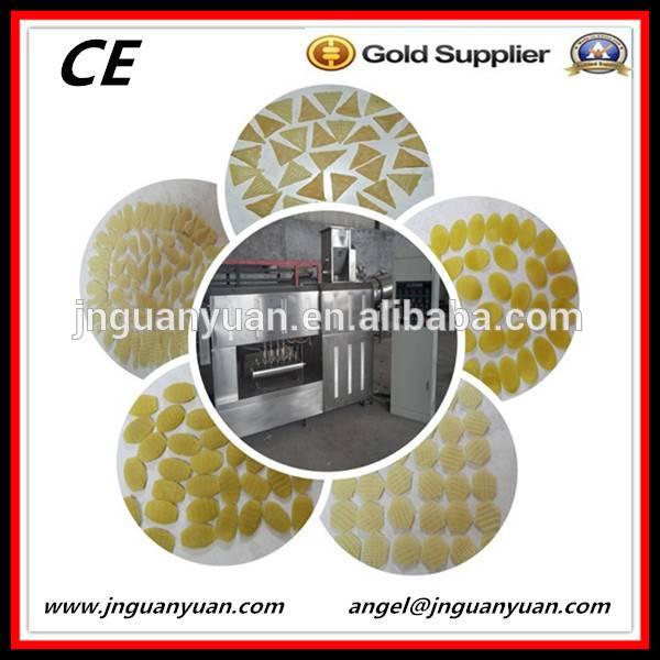 Hot Sale 2D/3D Snack Pellet/Snack Food Making Machine/Production Line/Plant/Equipment