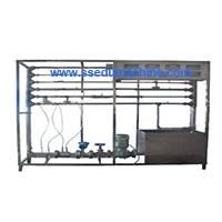 Bernoulli's Principle Training Unit Hydraulic Bench Lab Equipment