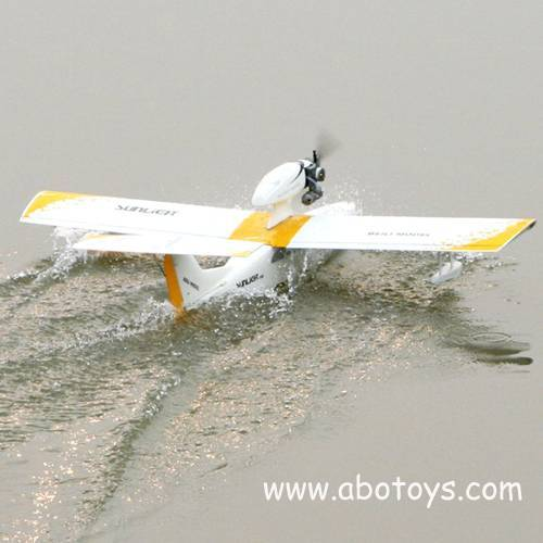 GP-BS-0802 Sunlight Nitro Powered Seaplane, ARF