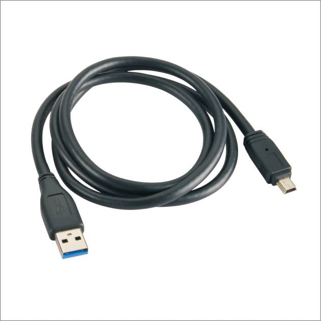 CA-015 USB 3.0 cable to Mini B USB cable