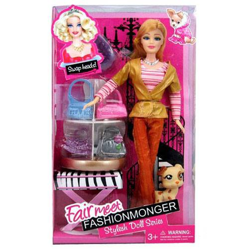 11.5inch fashion doll set toys