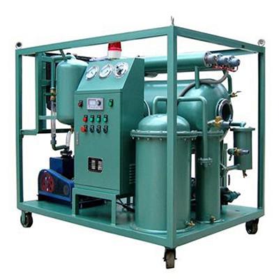 VLF Waste Gear Lubricating Oil Purifier