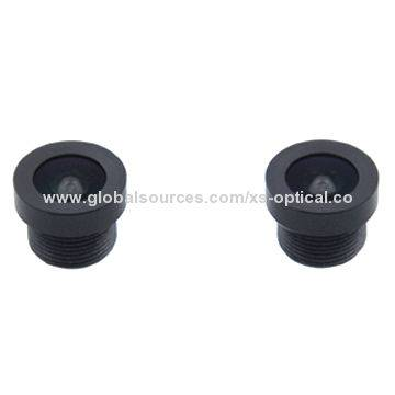 XS-9148AS-478-122 1/4 2mm FOV 140 Degrees Wide Angle Lens for Wide Angle Camera Surveillance
