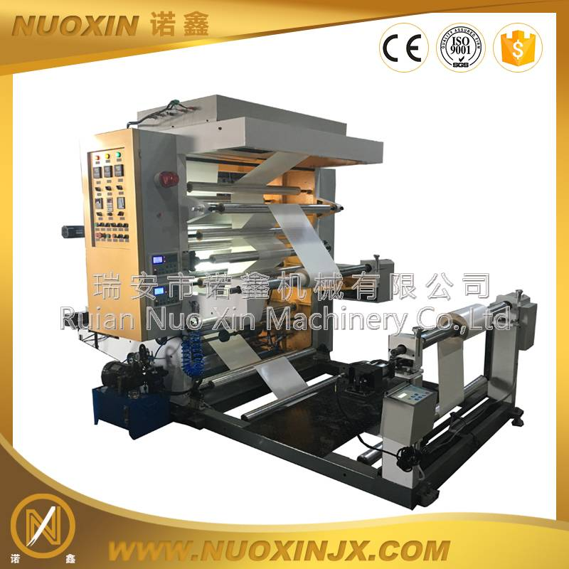 NX-2600 2 Color Flexographic Printing Machine