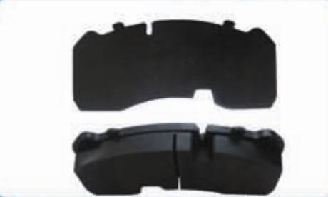 mercedes benz/renault brake pad wva29165