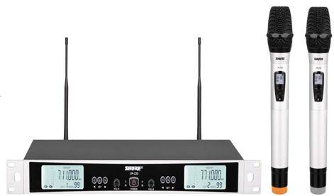 UHF wireless microphone UR-23D