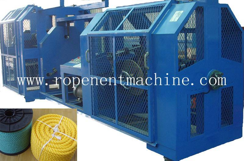 pp rope making machine