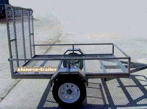 ATV Trailer with DOT/Emark approval