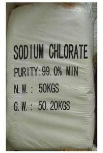 Industrial Grade 99.5% Sodium Chlorate NaClO3