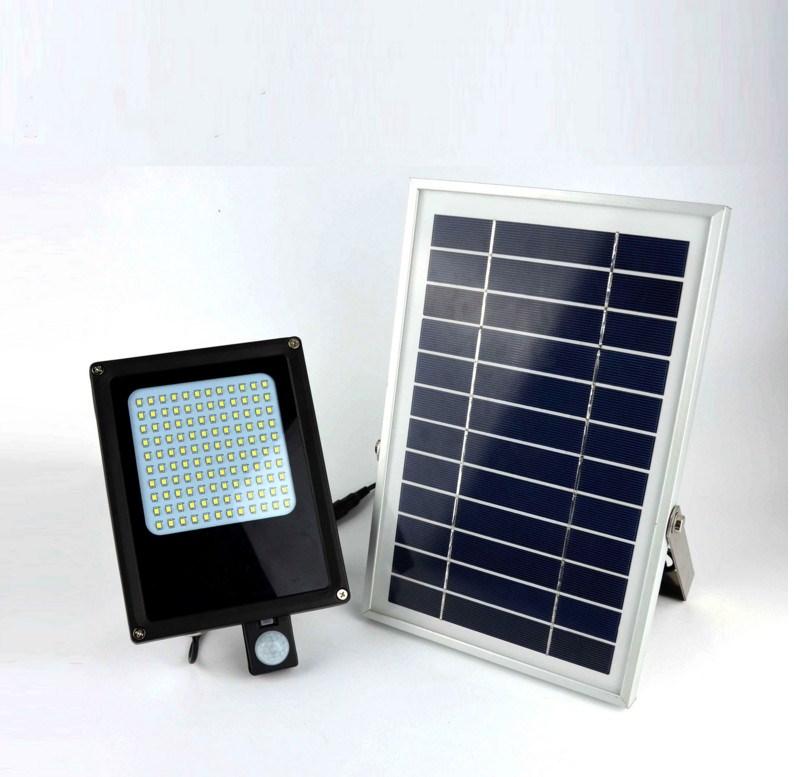 15w led solar flood light