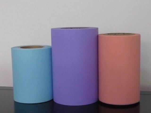PE Color Film for using pouch film of  sanitary napkin