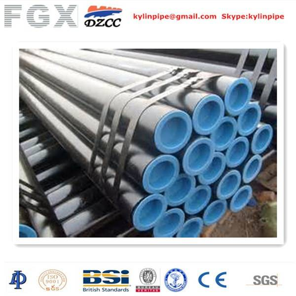 steel tubing /tubing/tubing pipe used for oilfield