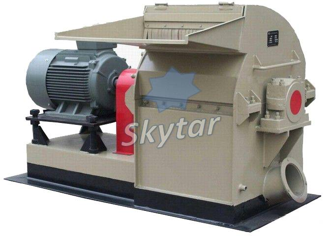 Straw Crusher/Sawdust Crusher/Wood Chipper/Chipping Machine