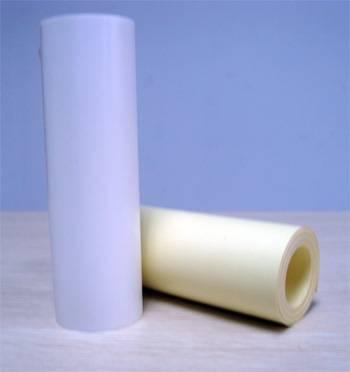 62gsm white glassine one side silicone paper