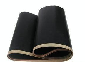 Good tensile strength Non-toxic teflon conveyor belt
