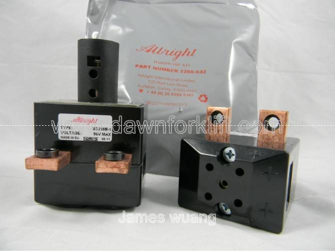 Original Albright ED250B-1 250A Emergency Stop / Disconnect Switch / Stop switch