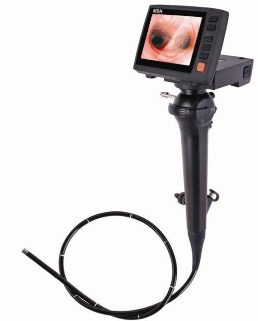 Flexible Endoscope Video Portable Flexible Intubationscope
