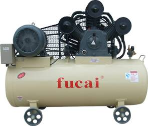 18.5kw 25hp 116Psi Piston Air Compressor