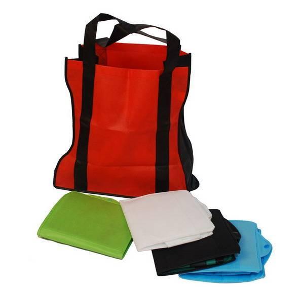 Folding Non-woven Shopping Bags