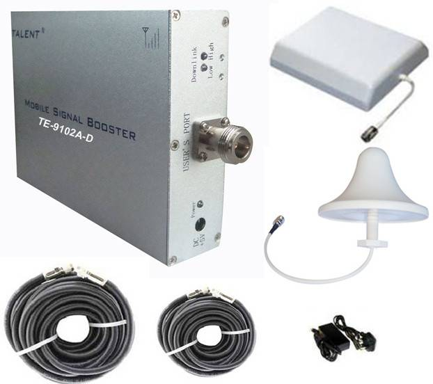 Manufactory supply DCS GSM 1800 mobile signal boosters/repeaters amplifiers