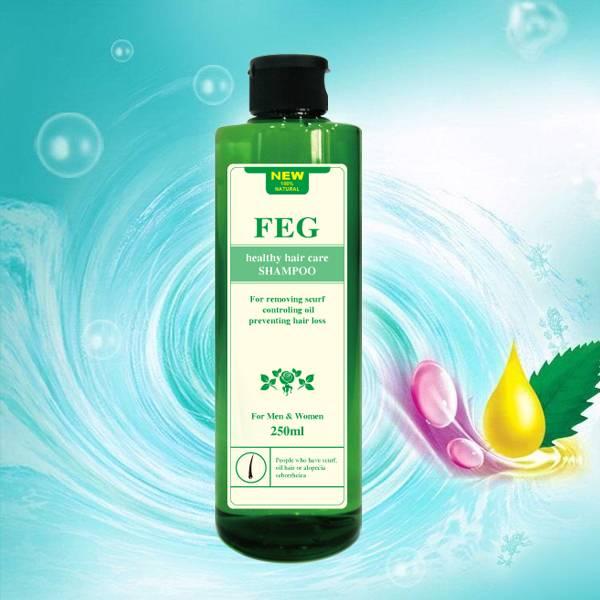 feg new herbal hair care shampoo