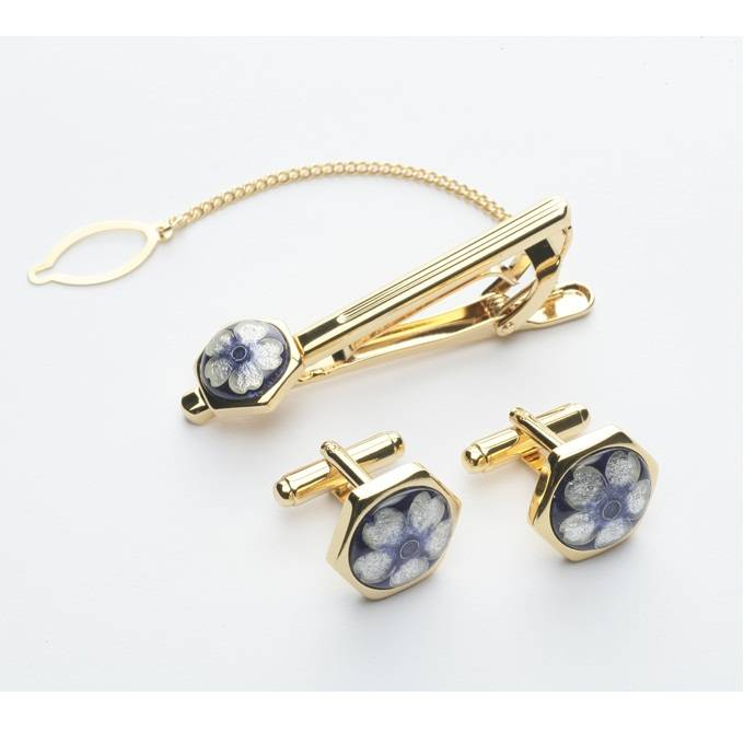 Tie bar &Cufflinks 1