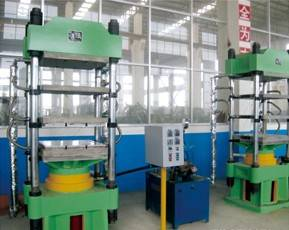 Plate vulcanizer machine China